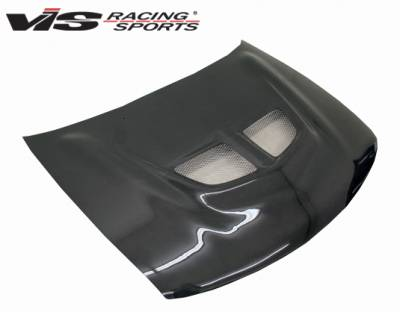 VIS Racing - Dodge Avenger VIS Racing EVO Carbon Fiber Hood - 95DGAVG2DEV-010C