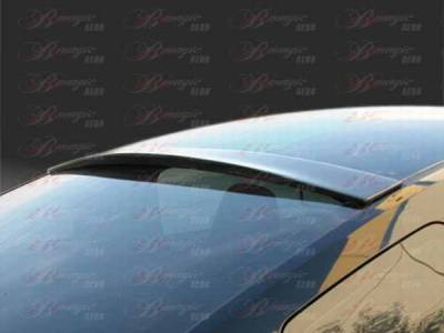 AIT Racing - Ford Mustang BMagic DSR Series Carbon Fiber Roof Wing - FM05BMDSRRWC