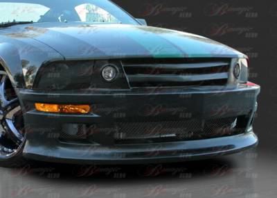 AIT Racing - Ford Mustang AIT Racing Stallion II Style B-Magic Front Bumper - FM05BMSTL2FB