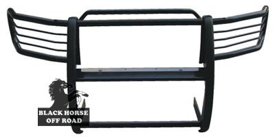 Black Horse - Jeep Grand Cherokee Black Horse Push Bar Guard