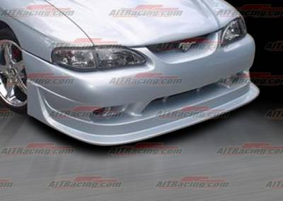 AIT Racing - Ford Mustang AIT Racing Cobra R Style Urethane Front Bumper - FM94HICBRFBU