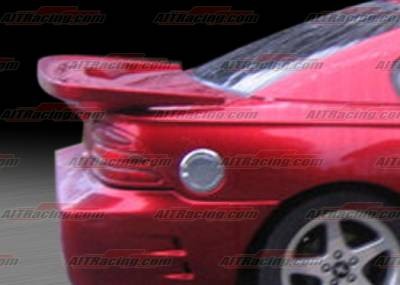 AIT Racing - Ford Mustang AIT Racing SIN Style Rear Spoiler - FM94HISINRW