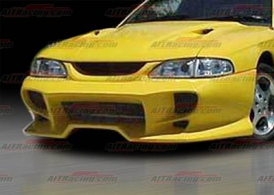 AIT Racing - Ford Mustang AIT Racing VS Style Front Bumper - FM94HIVSSFB
