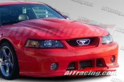 AIT Racing - Ford Mustang AIT Racing Type-1 Style Hood - FM99BMT1FH