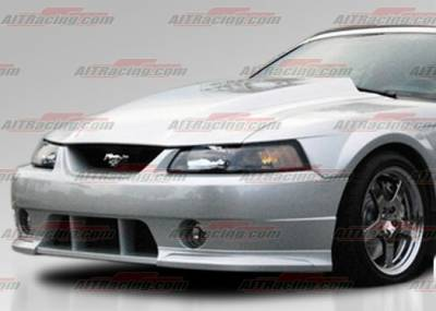 AIT Racing - Ford Mustang AIT Racing Type-4 Style Hood - FM99BMT4FH