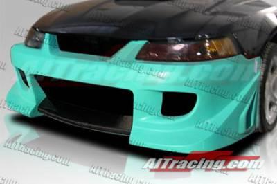 AIT Racing - Ford Mustang AIT Racing BZ Style Front Bumper - FM99HIBZSFBC