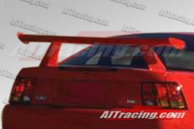 AIT Racing - Ford Mustang AIT Racing Cobra-R Style Rear Wing - FM99HICBRRW