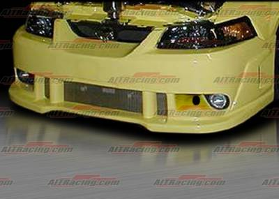 AIT Racing - Ford Mustang AIT Racing SIN-R Style Front Bumper - FM99HISINRFB