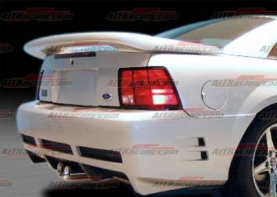 AIT Racing - Ford Mustang AIT S281-2 Rear Wing - FM99HISLN2RW