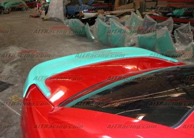 AIT Racing - Ford Mustang AIT Racing S281 Style Rear Wing - FM99HISLNRW