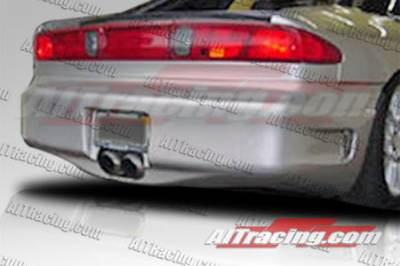 AIT Racing - Ford Probe AIT Racing Sensei Style Rear Bumper - FO93HISENRB