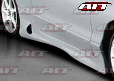 AIT Racing - Ford Probe AIT SEN Style Side Skirts - FP93HISENSS