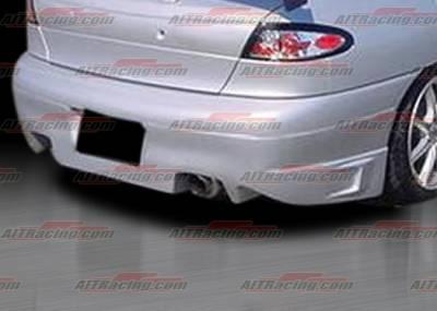 AIT Racing - Ford Escort AIT Racing BC Style Rear Bumper - FX98HIBCSRB4