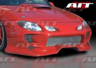 AIT Racing - Ford Escort AIT VSS Style Front Bumper - FX98HIVSSFB2