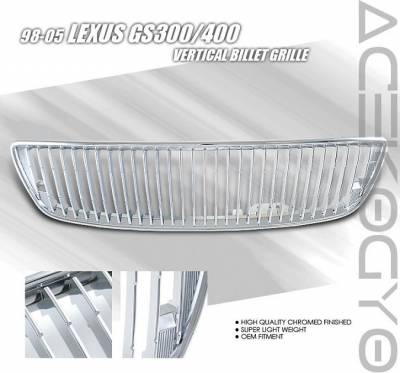 ACE - GS Chrome Grille G2