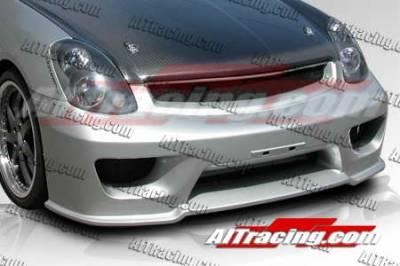 AIT Racing - Infiniti G35 4DR AIT Racing Wondrous Style Front Bumper - G3502BMGLSFB