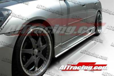 AIT Racing - Infiniti G35 4DR AIT Racing Wondrous Style Side Skirts - G3502BMGLSSS4