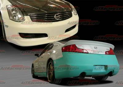 AIT Racing - Infiniti G35 2DR AIT Racing Spec-I Style Complete Body Kit - G3503HIINGCK
