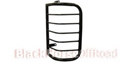 Black Horse - Ford Expedition Black Horse Taillight Guards