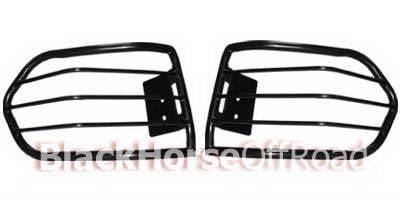 Black Horse - Toyota FJ Cruiser Black Horse Taillight Guards