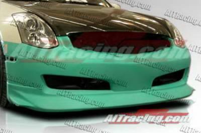 AIT Racing - Infiniti G35 AIT Racing VS Style Front Bumper - G3503HIVSSFB2