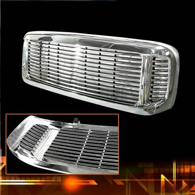 Custom Disco - Ford F150 Custom Disco Billet Grille - 1PC - HBG-F150991PC
