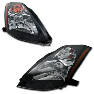 Custom - Black Pro Headlights