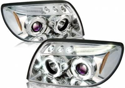 Custom - Clear LED Pro Headlights