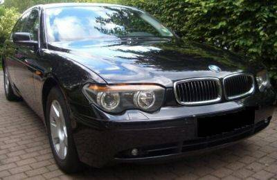 Custom - BMW E65 E66 Headlights