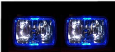Custom - Angel Eye Headlights