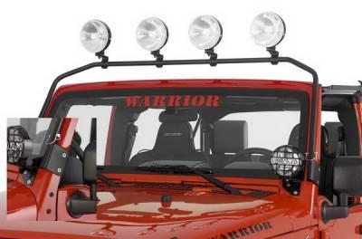 Warrior - Toyota FJ Cruiser Warrior Light Bar - 3850