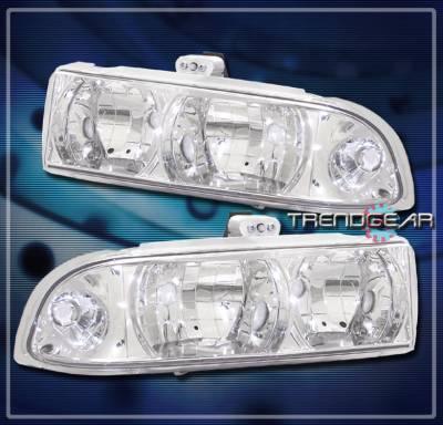 Custom - Crystal Clear Headlights