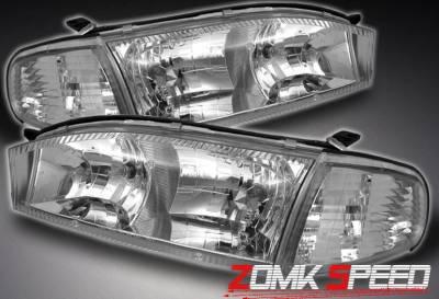 Custom - Crystal Headlights