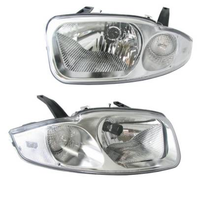 Custom - Euro Clear Headlights