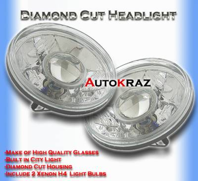 Custom - Diamond Pro Headlights