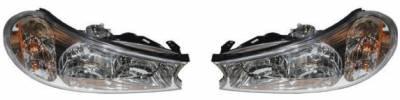 Custom - Stock Headlights