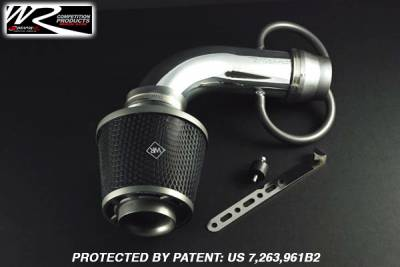 Weapon R - Acura TL Weapon R Secret Weapon Air Intake - 301-122-101