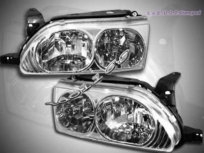 Custom - Euro Clear Headlights