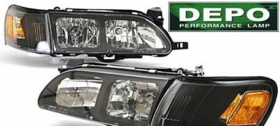 Custom - Black Performance Headlights