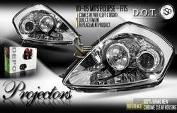 Custom - Chrome Clear Pro Headlights