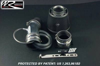 Weapon R - Nissan Xterra Weapon R Secret Weapon Air Intake - 304-116-101