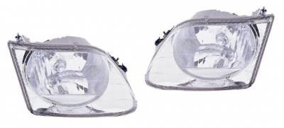 Custom - Lightning Style Headlights