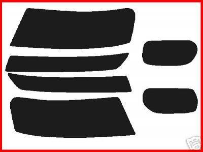 Custom - Overlay Tint Film for Headlights