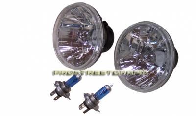 Custom - Euro Xenon HID Headlights