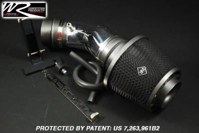 Weapon R - Hyundai Accent Weapon R Secret Weapon Air Intake - 342-120-101