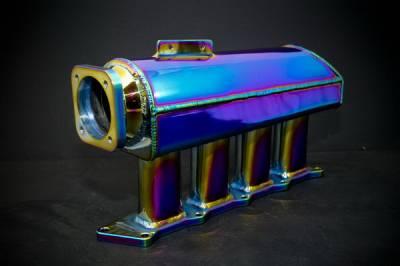 Weapon R - Eagle Talon Weapon R Race Air Intake Manifold - Sheet Metal - 501-112-401