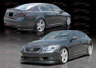 AIT Racing - Lexus GS AIT Racing Swish Style B-Magic Complete Body Kit - GS06BMSWICK