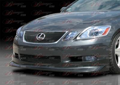 AIT Racing - Lexus GS AIT Racing Swish Style B-Magic Front Air Dam - GS06BMSWIFAD