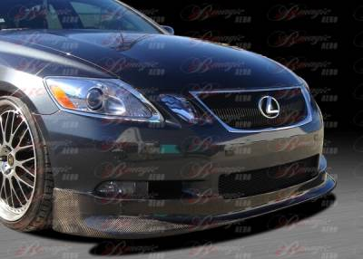 AIT Racing - Lexus GS BMagic Swish Series Carbon Fiber Front Air Dam - GS06BMSWIFADC