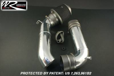 Weapon R - Dodge Ram Weapon R Secret Weapon Air Intake - 601-124-101